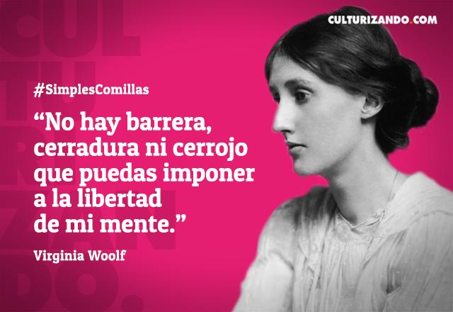 Frases de Virginia Woolf