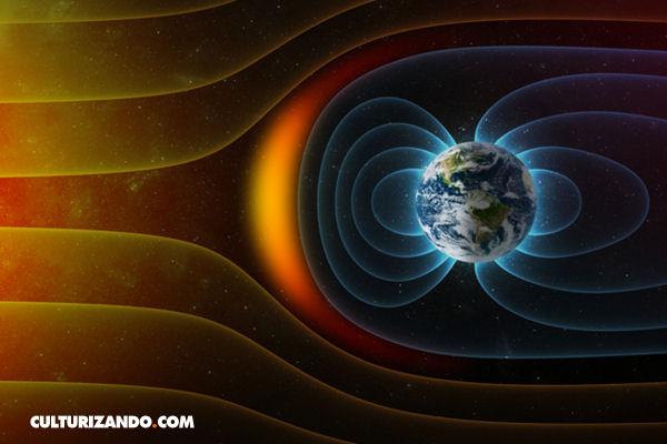 ¿Qué es el campo magnético de la Tierra?