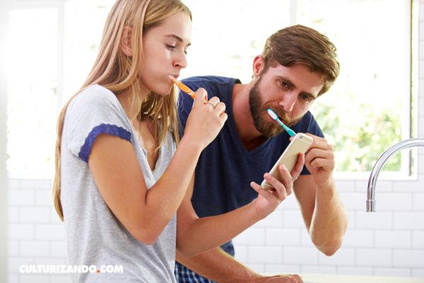 Cepillando tus dientes previenes un infarto