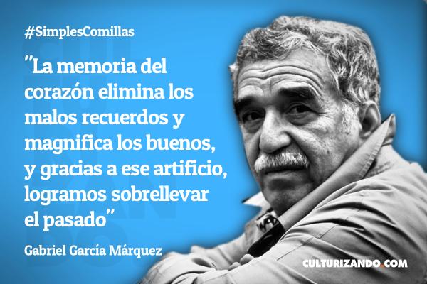 Frases de Gabriel García Márquez