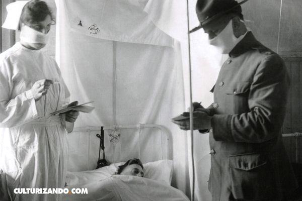 La Gripe Española, la peor pandemia de la historia