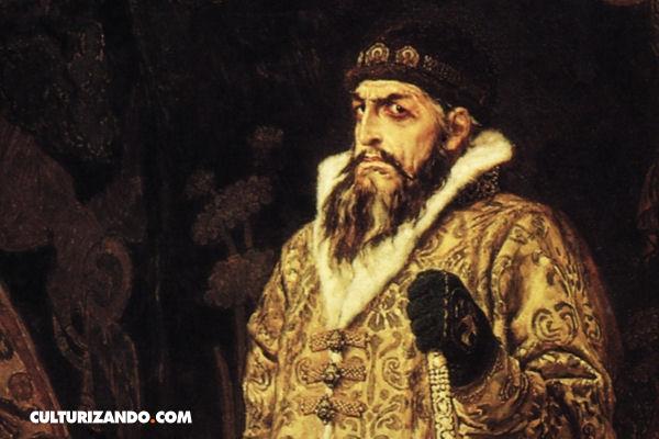 ¿Quién fue Iván El Terrible?