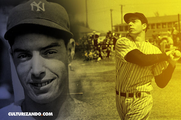 Joe DiMaggio: el Yankee Clipper