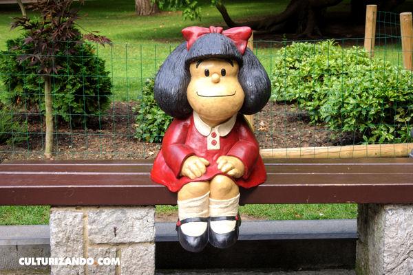 La genial historia de Mafalda