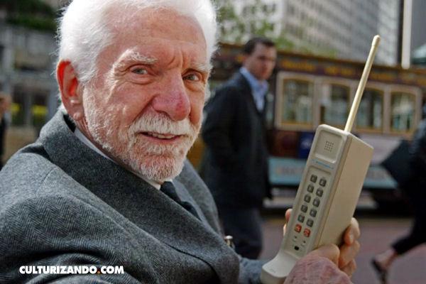 Motorola Dynatac el primer móvil de la historia (+Foto)
