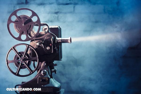 ¿Cuándo se proyectó la primera película de la historia?