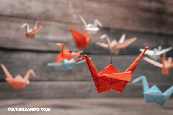 El origami: beneficios detrás de cada doblez