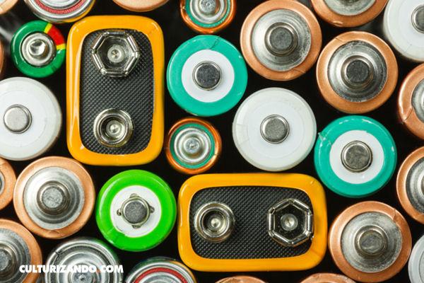 El origen de un invento: La batería o pila eléctrica