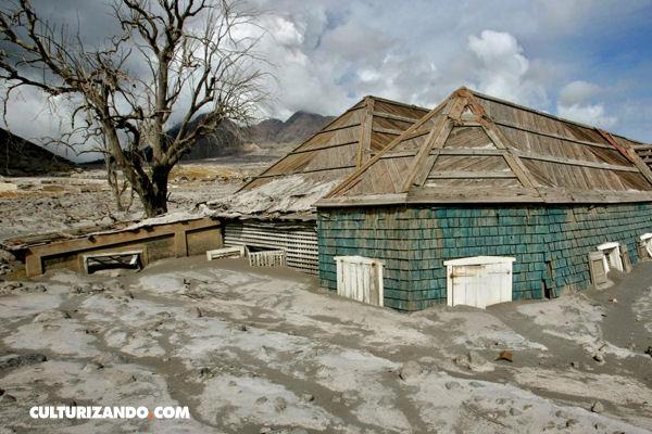 Ciudades abandonadas: Plymouth, Montserrat (+Fotos)