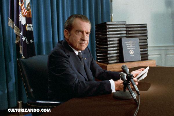 Conoce de qué se trató el escándalo de Watergate