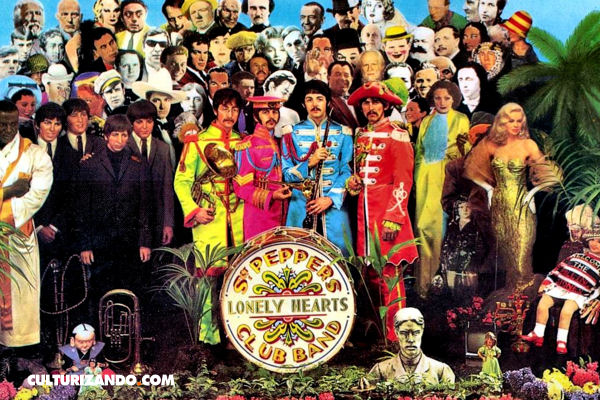 ¿Quién tomó la foto del álbum 'Sgt. Pepper's Lonely Hearts Club Band'?