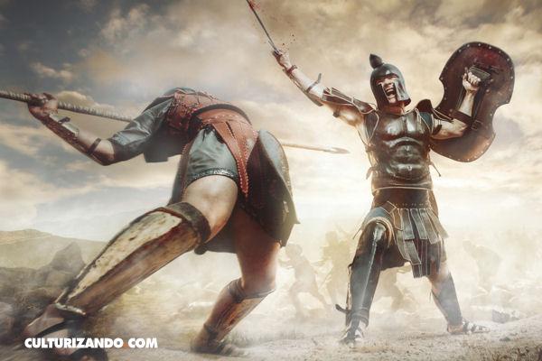 El primer 'Iron Man' de la historia fue un romano