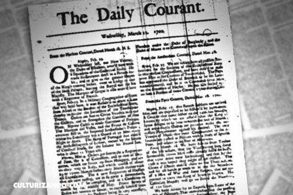 The Daily Courant, el inicio del periodismo moderno