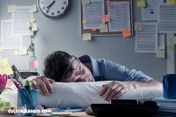 Trabajar más de 8 horas al día es malo para el corazón
