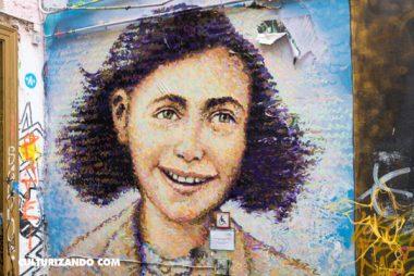 La historia de Ana Frank