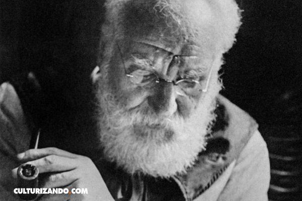 ¿Cuáles fueron las primeras palabras por teléfono de Alexander Graham Bell?