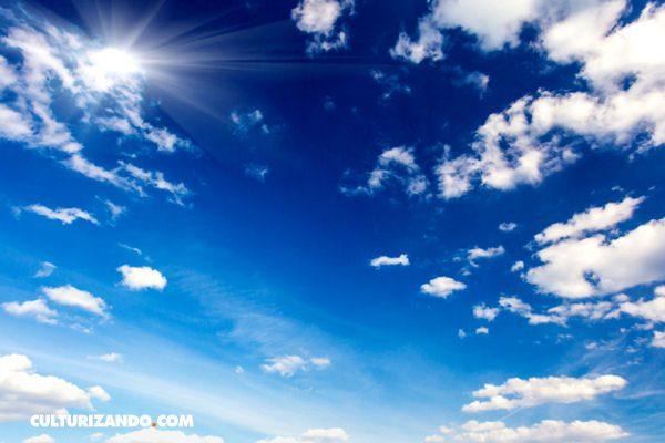 La nota curiosa por qu el cielo es azul for La camera del cielo