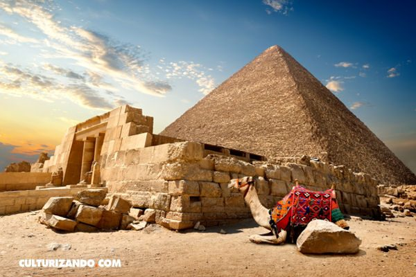 Grandes Misterios: La construcción de las Pirámides de Egipto