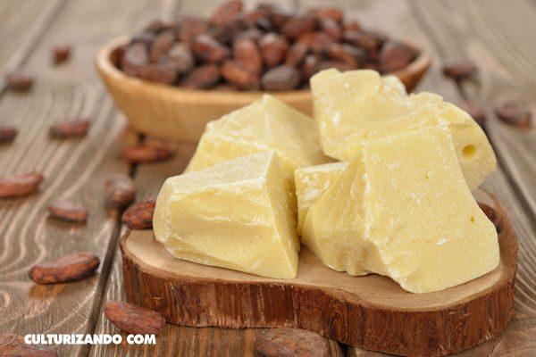 La milagrosa manteca de cacao