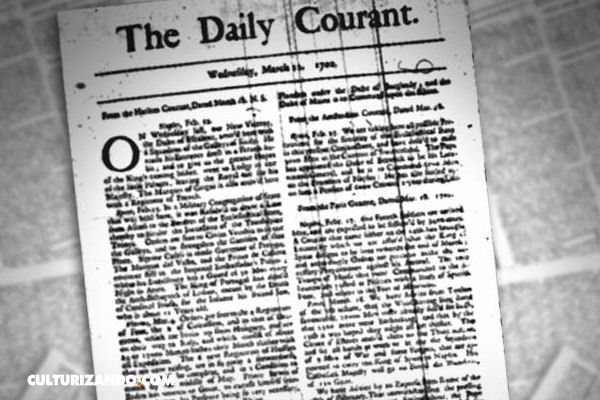 The Daily Courant, el inicio del periodismo moderno