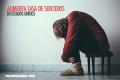 Aumenta tasa de suicidios en EE.UU.
