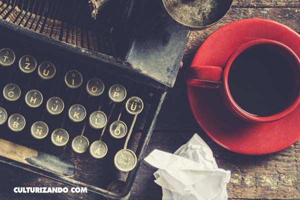 Escritores adictos al café