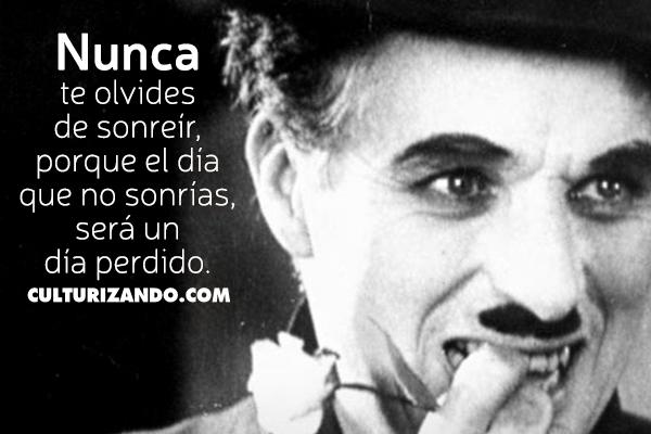 Por siempre Charles Chaplin (+Frases)
