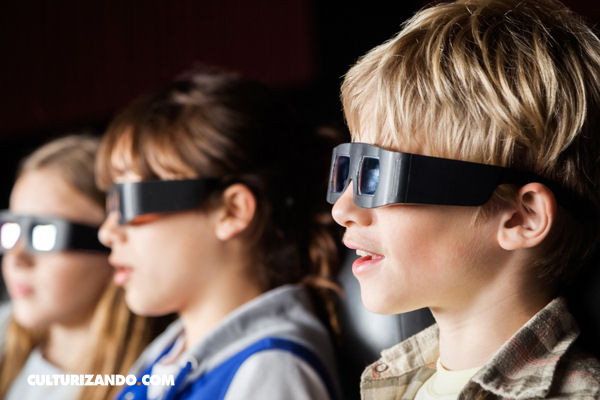 La curiosa historia del cine 3D