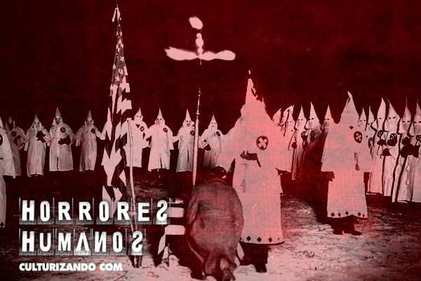 Ku Klux Klan, la violencia a rostro cubierto