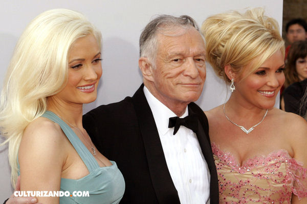 8 datos que no sabías sobre Hugh Hefner, el padre de Playboy