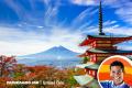 'Un brindis por Japón' por Ismael Cala