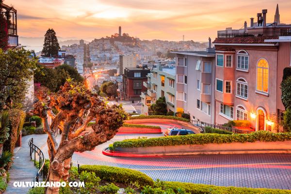 10 cosas que no sabías sobre la ciudad de San Francisco (+Fotos)