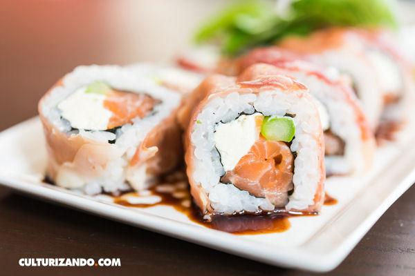 La Nota Curiosa: sobre el «Sushi» y el «Sashimi»