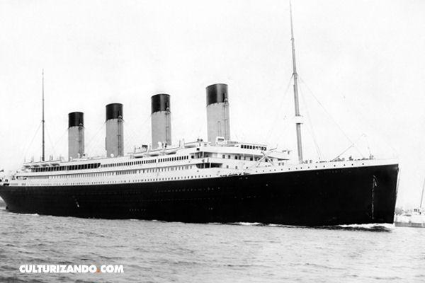 Lo que no sabías sobre el Titanic