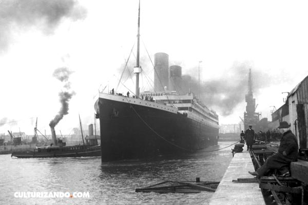 14 de abril de 1912: El día de una 'titánica' tragedia