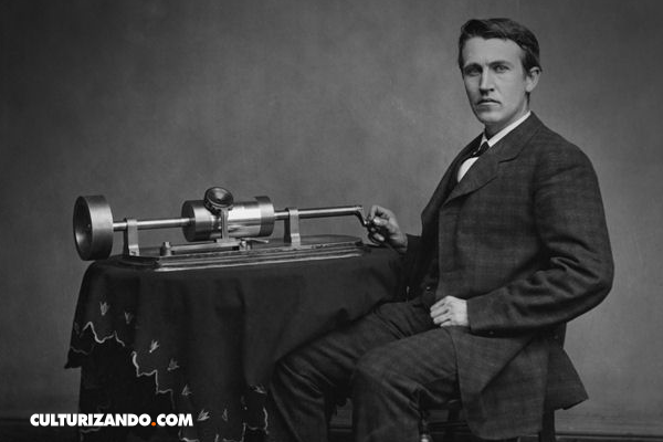 La interesante historia del fonógrafo, el invento que musicalizó al mundo