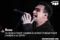 Lo que no sabías sobre Bono (+Video)