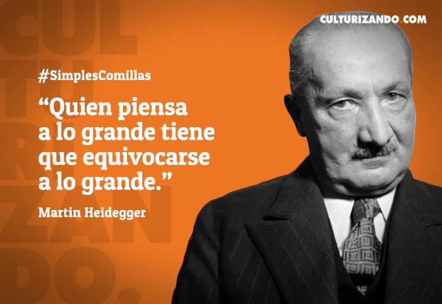 Frases deMartin Heidegger