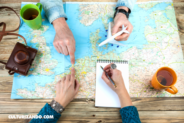 La Nota Curiosa: ¿Quien inventó las agencias de viajes?