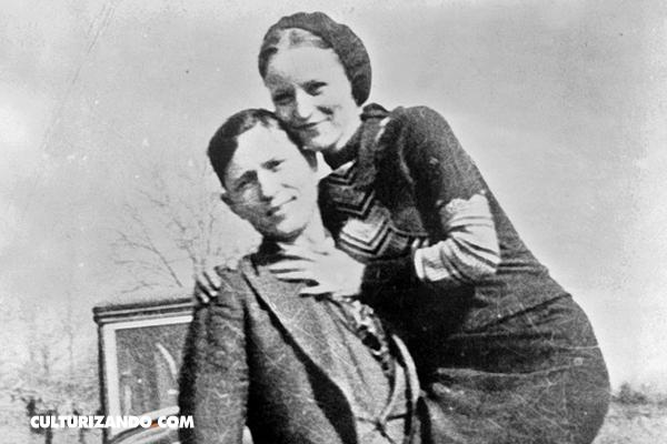 Bonnie & Clyde, la pareja criminal más famosa de todas