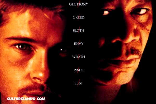 10 cosas que tal vez no sabías sobre la película 'Se7en' (1995)