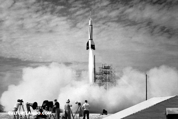 El cohete V2: el 'arma de venganza' nazi