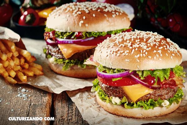 ¿Conoces el verdadero origen de la hamburguesa?