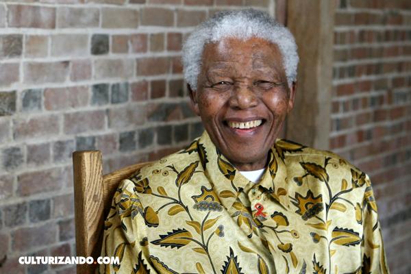 10 curiosidades de Nelson Mandela