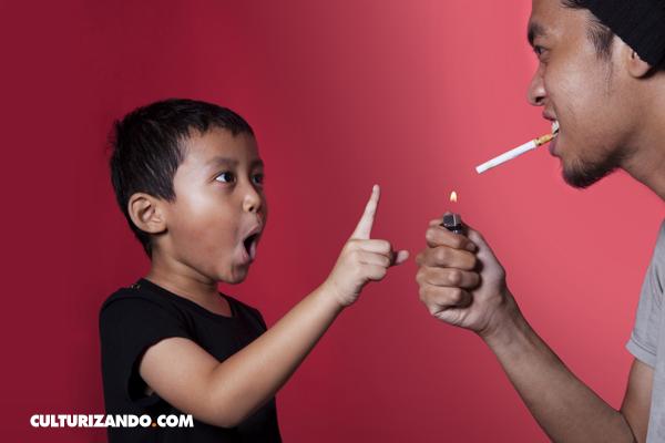 Niños expuestos al humo del tabaco podrían tener problemas de comportamiento