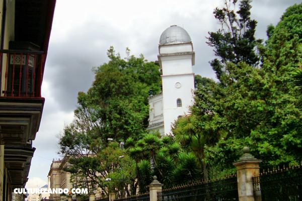¿Dónde se construyó el primer observatorio de América?