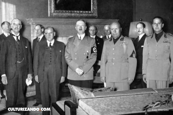 La historia de Stahlpakt; Patto d'Acciaio (El Pacto de Acero)