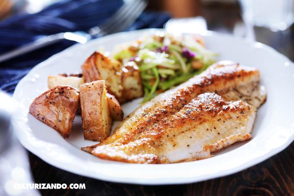 El consumo de pescado beneficia al corazón