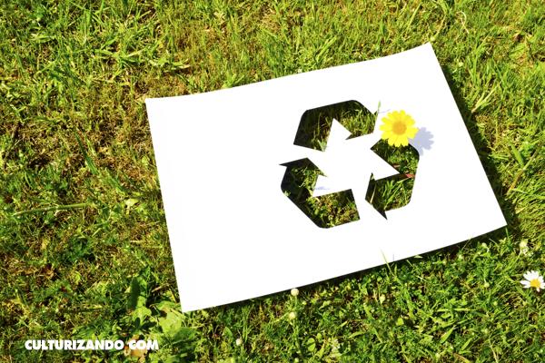 La Nota Curiosa: El origen del símbolo de reciclaje
