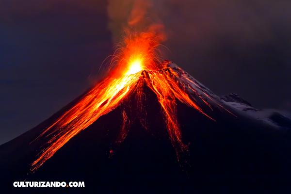 El día que el Volcán Monte St. Helens arrasó parte de Estados Unidos